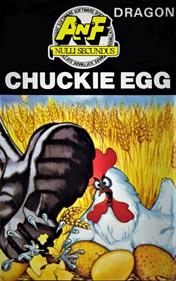 Chuckie Egg - Box - Front
