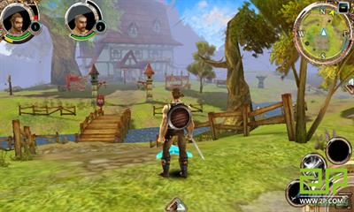 Order & Chaos Online - Screenshot - Gameplay
