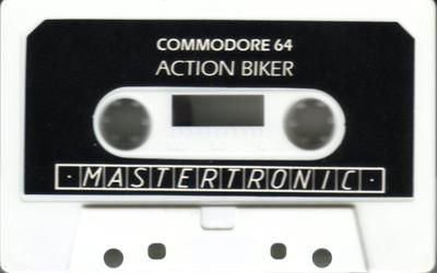 Action Biker - Cart - Front