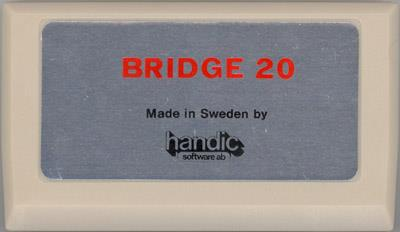 Bridge 20 - Cart - Front
