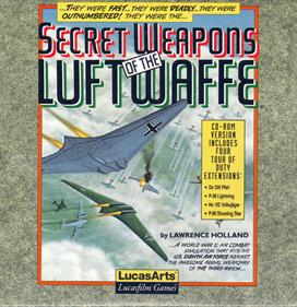 Secret Weapons of the Luftwaffe (CD-ROM)