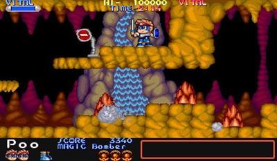 Mega Twins - Screenshot - Gameplay