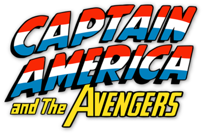 Captain America and the Avengers - Clear Logo