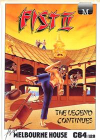 Fist: The Legend Continues - Box - Front