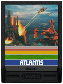 Atlantis - Cart - Front