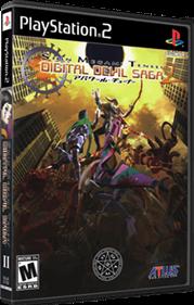 Shin Megami Tensei: Digital Devil Saga 2 - Box - 3D