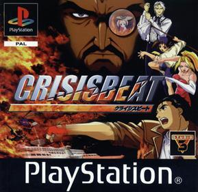Crisis Beat - Box - Front