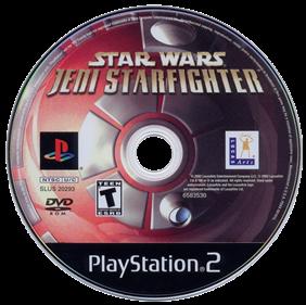 Star Wars: Jedi Starfighter - Disc