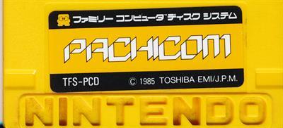 Pachicom - Cart - Front