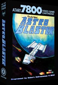 Astro Blaster - Box - 3D