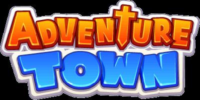 Adventure Town - Clear Logo