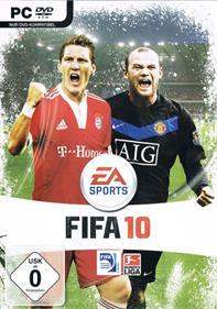 FIFA 10 (DUPLICATE of FIFA Soccer 10, please mark for feletion)