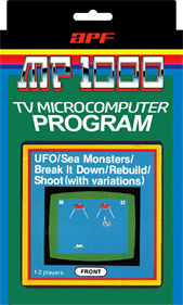 Ufo, Sea Monsters / Break It Down / Rebuild / Shoot
