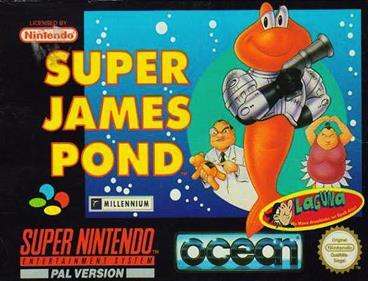 Super James Pond 2