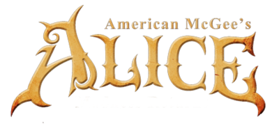 American McGee's Alice - Clear Logo