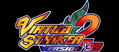 Virtua Striker 2 '99 - Clear Logo