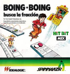 Boing Boing: Busca la Fracción