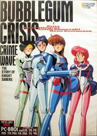 Bubblegum Crisis: Crime Wave