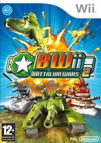 Battalion Wars 2 - Box - Front