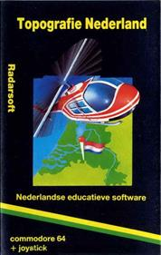 Topografie Nederland