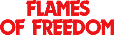 Flames of Freedom - Clear Logo