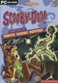 Scooby Doo! Case File #3: Frights, Camera, Mystery!