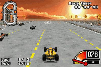 Downforce - Screenshot - Gameplay