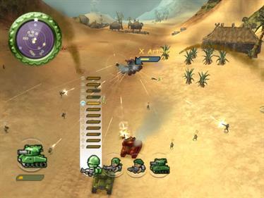 Battalion Wars - Screenshot - Gameplay