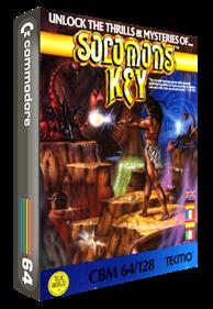 Solomon's Key - Box - 3D
