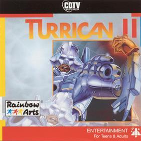 Turrican II: The Final Fight