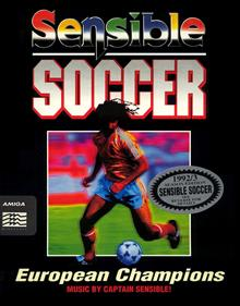 Sensible Soccer: European Champions: 92/93 Edition
