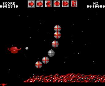Aladdin's Magic Lamp - Screenshot - Gameplay