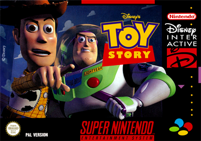 Toy Story - Box - Front