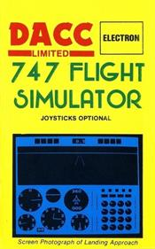 747 Flight Simulator