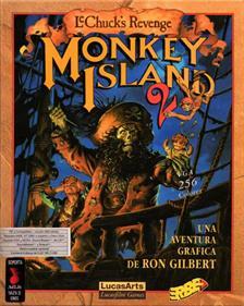 Monkey Island 2: LeChuck's Revenge - Box - Front