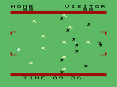 Soccer - Screenshot - Gameplay
