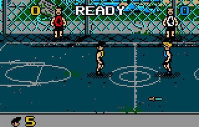 Basketbrawl - Screenshot - Gameplay