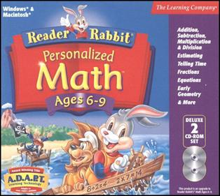 Reader Rabbit Personalized Math Ages 6-9