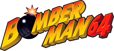Bomberman 64 - Clear Logo