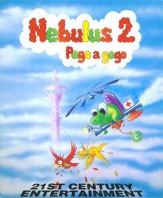Nebulus 2: Pogo a gogo