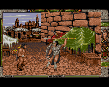 Conan: The Cimmerian - Screenshot - Gameplay