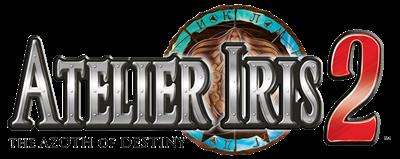 Atelier Iris 2: The Azoth of Destiny - Clear Logo
