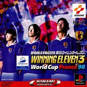 World Soccer Jikkyou Winning Eleven 3: World Cup France '98