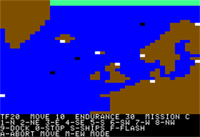 North Atlantic 86 - Screenshot - Gameplay