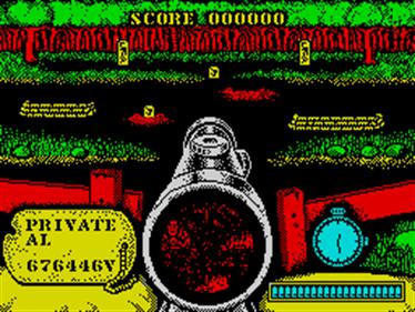 19 Part One: Boot Camp - Screenshot - Gameplay
