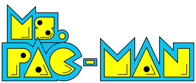 Ms. Pac-Man - Clear Logo