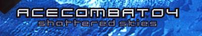 Ace Combat 04: Shattered Skies - Banner