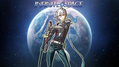 Infinite Space - Fanart - Background
