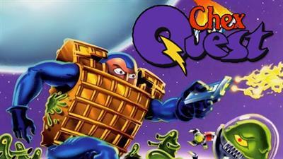 Chex Quest - Fanart - Background
