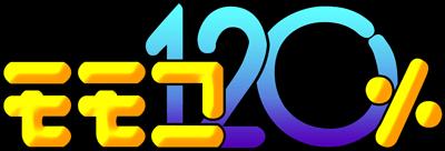 Momoko 120% - Clear Logo